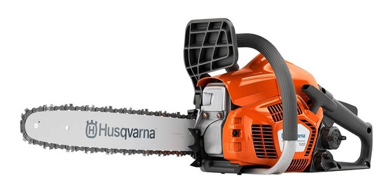 Motosierra Husqvarna 120 1.85hp Barra 16 40cm 35cc