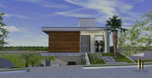 Imagem 1 de 6 de Casa Com 4 Dormitórios À Venda, 294 M² Por R$ 1.850.000,00 - Urbanova - São José Dos Campos/sp - Ca0116