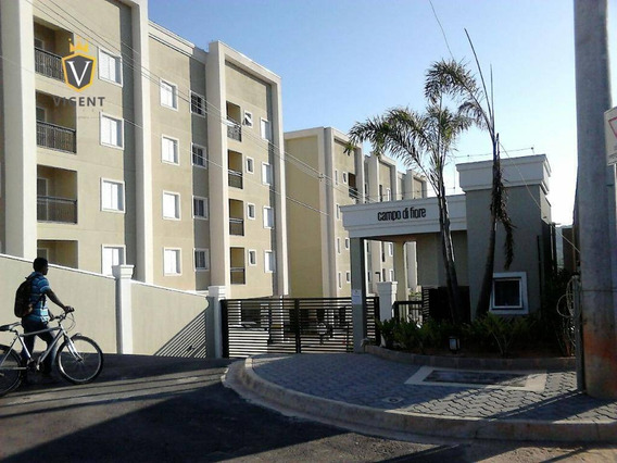 Apartamento Residencial 03 Dormitórios - 85 M² - Condomínio Campo Di Fiore - Centro - Vinhedo/sp - Ap1338