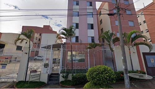 Imagem 1 de 18 de Apartamento, 50 M² - Venda Por R$ 234.900,00 Ou Aluguel Por R$ 1.200,00/mês - São Bernardo - Campinas/sp - Ap18988