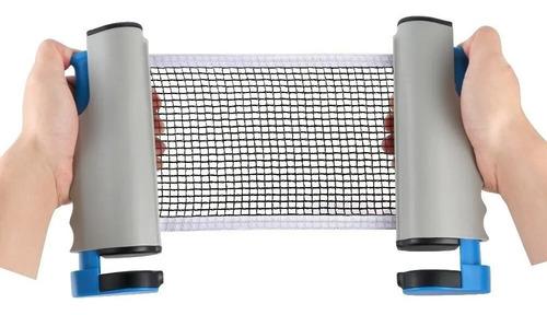 Imagen 1 de 5 de Red Ping Pong Giant Dragon Ajustable Enrollable Retractil