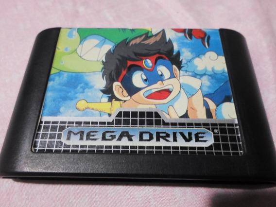Jogo Chiki Chiki Boys Original Tectoy Para Mega Drive Sega