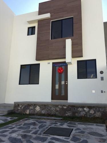Casa En Renta De 2 Hab Y Jardin En Zibata