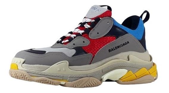 Tênis Balenciaga Triple-s Masculino Comprado E Nunca Usado