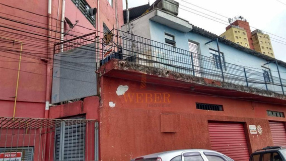 Sobrado Jd. Monte Alegre 2 Dormitórios - So0608