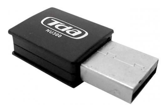 Adaptador Wireless Usb 802.11n 300mbps Tda Nu300