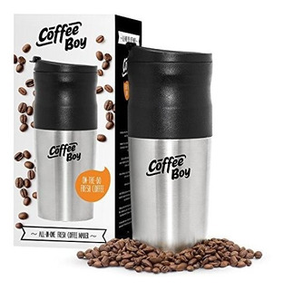 Cafe Boy All-in-one Portatil Cafe Maquina, Con Rechargeab