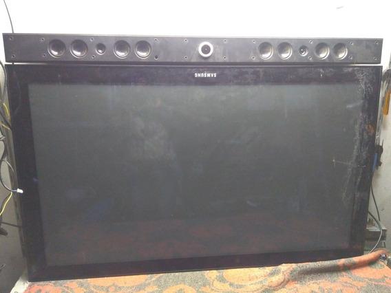 Tela De Tv Samsung Pl-50p5h Somente Para Retirada No Local