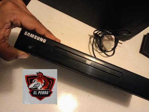 Dvd Samsung Con Control A Revisar Lazer Prende Pero No Anda