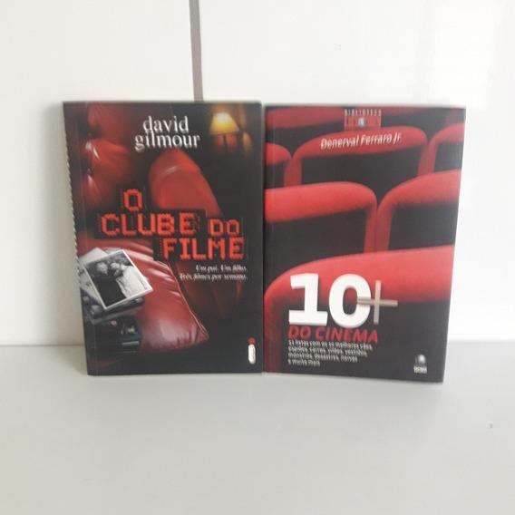 2 Livros - O Clube Do Filme + 10 Mais Do Cinema