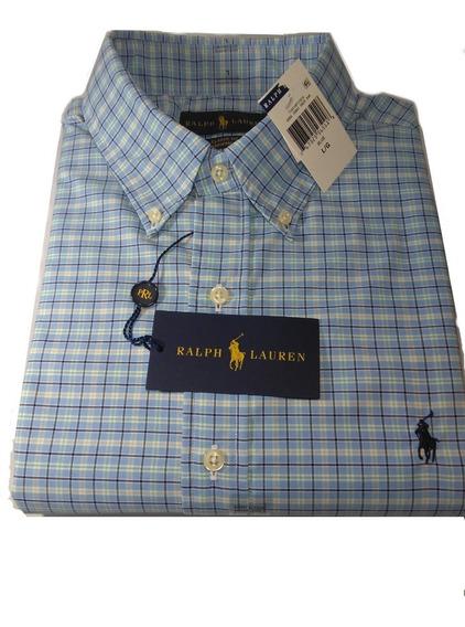 Camisas Originales Polo Ralph Lauren Talla L Scalia