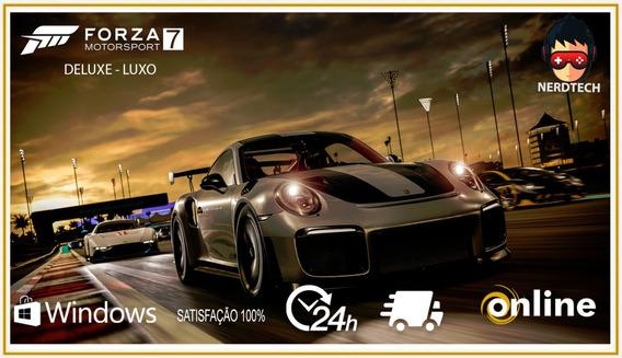 Forza Motorsport 7 Deluxe Pc Digital Original - Luxo