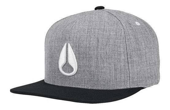Gorra Nixon Simon Snapback Hat Hombre - C20582419