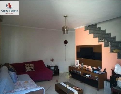 Casa A Venda No Bairro Imirim Em São Paulo - Sp.  - 4397-1