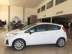 Ford Fiesta Se At Anticipo Y Ctas A Tasas Preferenciales