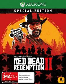 Red Dead Redemption 2 Especial Edition +1 Jogo Free