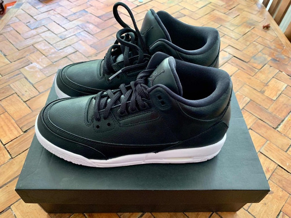Tenis Jordan 3 Retro Cyber Monday 2016 (gs) 24mx 5.5y Us
