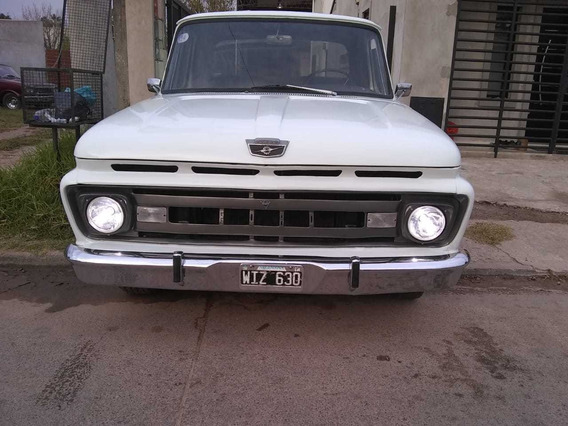 Ford Ford F100 V8 Fase1