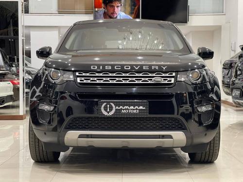 Imagem 1 de 12 de Land Rover Discovery Sport 2.0 16v Si4 Turbo Gasolina Hse