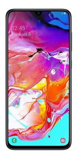 Teléfono Samsung A70 128gb Negro - Macrocel