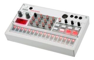 Sampler Korg Volca Sample Portatil 100 Sonidos Nuevo
