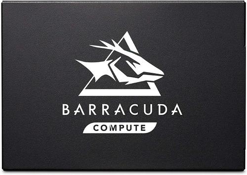 Seagate Barracuda Q1 480gb Disco Ssd 3d Nand Sata 6 Gb/s