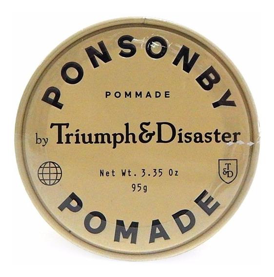 Triumph & Disaster Ponsonby Pomada Capilar Alto Brillo 95grs