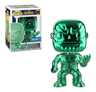 Funko Pop! M. Av. Inf. War - Thanos Green Chr. (36218) 289
