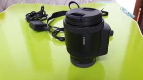 Lente Sony E Pz 18-200 Com Pequeno Ponto De Fungo