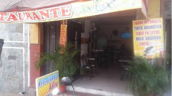 Venta De Restaurante Acreditado