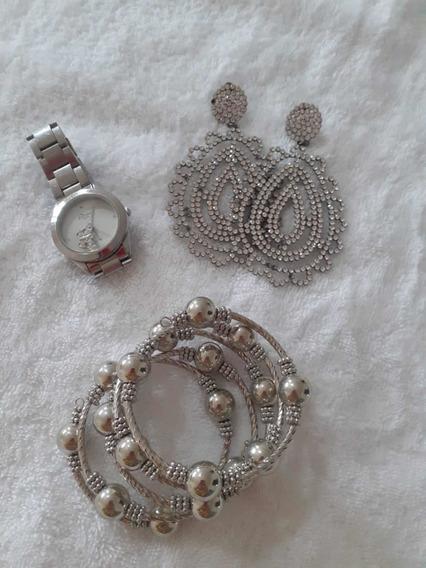 Kit Relógio Condor Feminino
