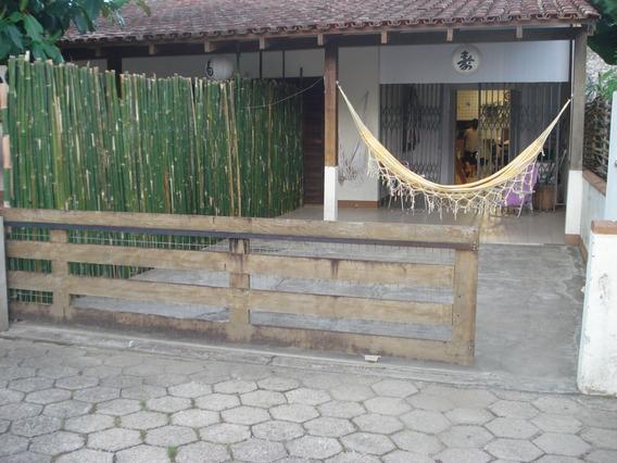 Casa Kitnet Aluguel Temporada Praia Morrinhos Bombinhas - Sc