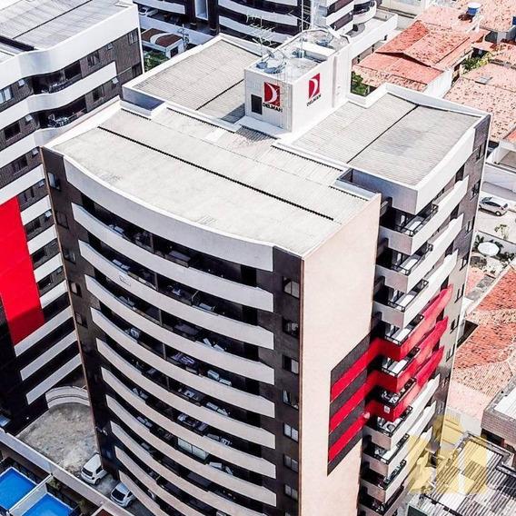 Apartamento Com 3 Dormitórios À Venda, 85 M² Por R$ 440.000 - Jatiúca - Maceió/al - Ap0561