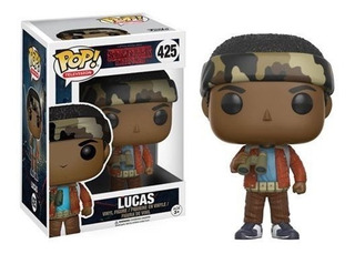 Funko Pop Tv Stranger Things Lucas