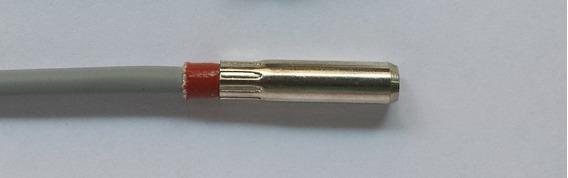 Sensor Ntc Alta Temperatura P/ Os Controladores Da Marca 3 A