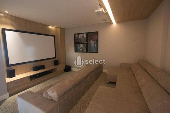 Cobertura Com 4 Dormitórios À Venda, 269 M² Por R$ 3.500.000 - Centro - Balneário Camboriú/sc - Co0066