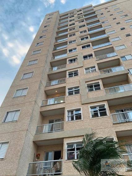 Apartamento Com 2 Dormitórios À Venda, 62 M² - Parque Bom Retiro - Paulínia/sp - Ap6442