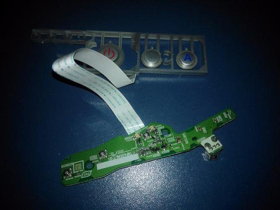 Placa Teclado Flat Cable Projetor Panasonic Pt-lb20su