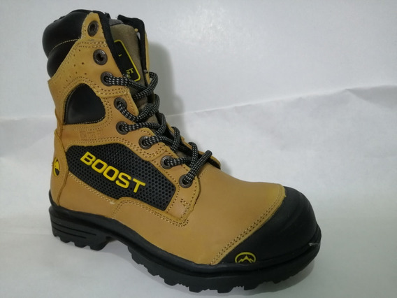 Bota Industrial Boost Work Original De Proteccion Unisex