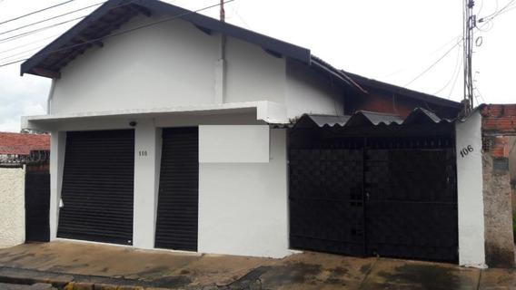Casa Com 3 Dormitórios Para Alugar, 193 M² Por R$ 1.800/mês - Vila Monteiro - Piracicaba/sp - Ca2440