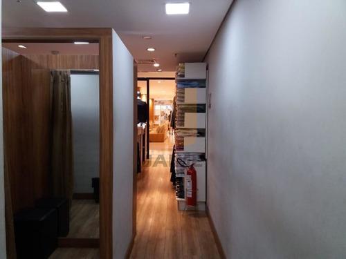 Excelente Oportunidade Para Seu Negócio, Loja 37 M2 + Mezanino 75 M2 Útil Na Avenida Ibirapuera.  - Bi2694