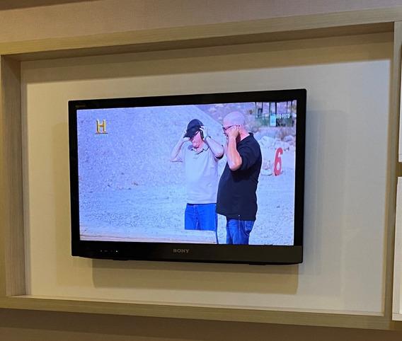 Tv Completa Kdl-32ex525, Com Defeito Na Imag (ler Descrição)