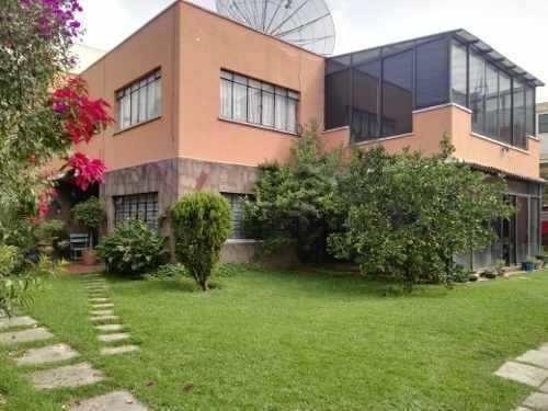 Vendo Gran Casa Con Fresco Jardín, En Lindavista