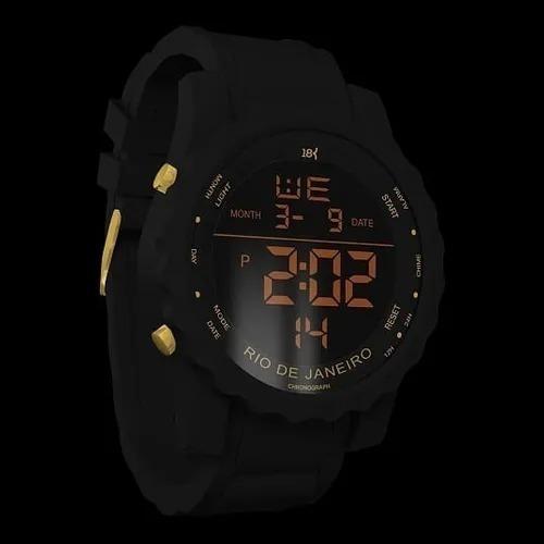 Relógio De Pulso 18k Ronaldinho - Rio De Janeiro