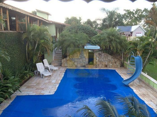 Chácara À Venda Em Atibaia Sp - Jardim Maracanã - Ch0033