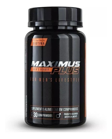 Maximus Beard - Crescimento Barba - 30 Dias - Maximus Mens