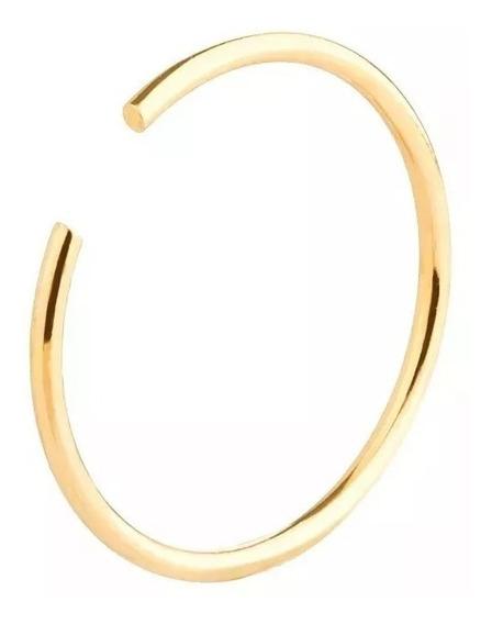Piercing Nariz Argola Ouro 18k 750