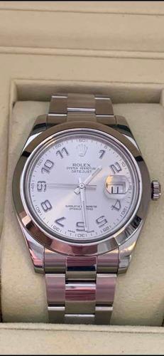 Relógio Rolex Datejust 41mm Original 2015