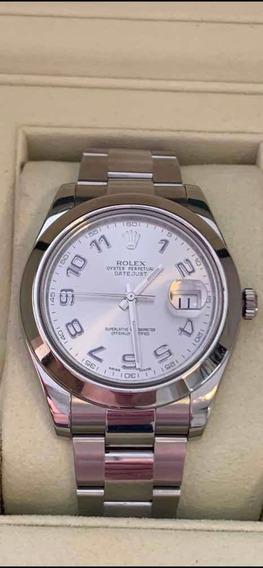 Relógio Rolex Datejust 41mm Original