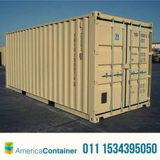 Contenedores Maritimos Usados Containers Nacionalizados 20